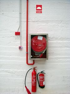 prevenzione incendio 818/84